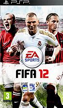jaquette PSP FIFA 12