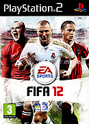 jaquette PlayStation 2 FIFA 12