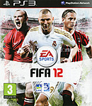 jaquette PlayStation 3 FIFA 12