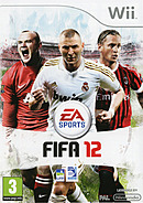 jaquette Wii FIFA 12