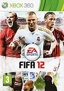 jaquette Xbox 360 FIFA 12