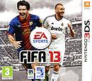 jaquette Nintendo 3DS FIFA 13