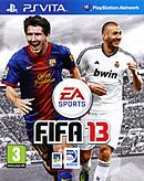 jaquette PS Vita FIFA 13
