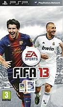 jaquette PSP FIFA 13