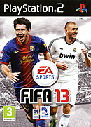 jaquette PlayStation 2 FIFA 13