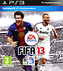 jaquette PlayStation 3 FIFA 13