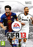 jaquette Wii FIFA 13