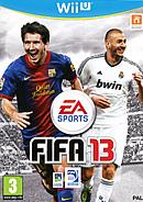 jaquette Wii U FIFA 13