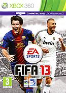 jaquette Xbox 360 FIFA 13