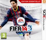 jaquette Nintendo 3DS FIFA 14
