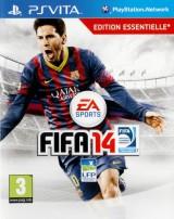jaquette PS Vita FIFA 14