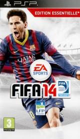jaquette PSP FIFA 14