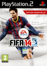 jaquette PlayStation 2 FIFA 14