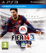 jaquette PlayStation 3 FIFA 14