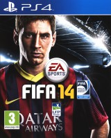 jaquette PlayStation 4 FIFA 14
