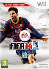 jaquette Wii FIFA 14