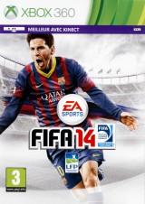 jaquette Xbox 360 FIFA 14