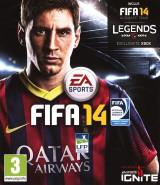 jaquette Xbox One FIFA 14