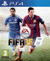 jaquette PlayStation 4 FIFA 15