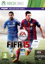 jaquette Xbox 360 FIFA 15