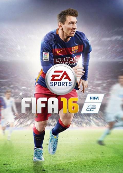 jaquette Xbox 360 FIFA 16