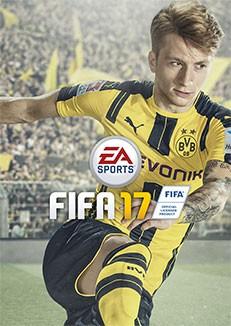 jaquette PC FIFA 17