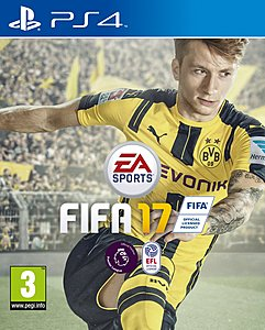jaquette PlayStation 4 FIFA 17