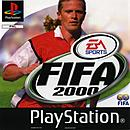 jaquette PlayStation 1 FIFA 2000