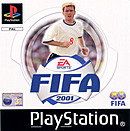 jaquette PlayStation 1 FIFA 2001