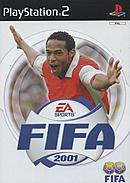 jaquette PlayStation 2 FIFA 2001
