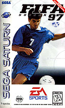 jaquette Saturn FIFA 97