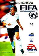 jaquette Megadrive FIFA 98 En Route Pour La Coupe Du Monde