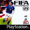 jaquette PlayStation 1 FIFA 98 En Route Pour La Coupe Du Monde