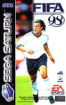 jaquette Saturn FIFA 98 En Route Pour La Coupe Du Monde