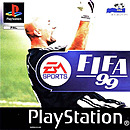 jaquette PlayStation 1 FIFA 99