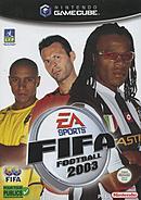 jaquette Gamecube FIFA Football 2003