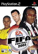jaquette PlayStation 2 FIFA Football 2003