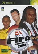 jaquette Xbox FIFA Football 2003