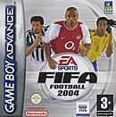 jaquette GBA FIFA Football 2004