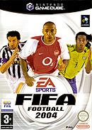 jaquette Gamecube FIFA Football 2004