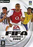 jaquette PC FIFA Football 2004