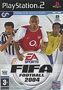jaquette PlayStation 2 FIFA Football 2004
