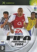 jaquette Xbox FIFA Football 2004