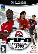 jaquette Gamecube FIFA Football 2005
