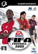 jaquette Gizmondo FIFA Football 2005
