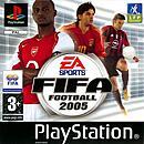 jaquette PlayStation 1 FIFA Football 2005