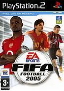 jaquette PlayStation 2 FIFA Football 2005