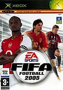 jaquette Xbox FIFA Football 2005