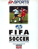 jaquette Amiga FIFA International Soccer