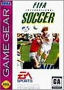jaquette Game Gear FIFA International Soccer
